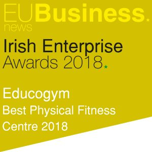 Best Physical Fitness Centre Ireland Award 2018